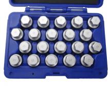 20 PCS WHEEL LOCKING NUT -PORSCHE
