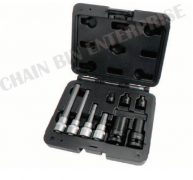 BRAKE CALIPER BIT AND SOCKET SET