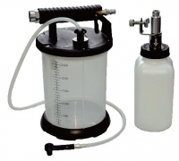 2.5L PNEUMATIC VACUUM BRAKE FLUID BLEEDER SET