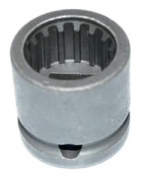 CLAMSHELL TIMING SOCKET