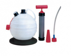 MANUAL OIL EXTRACTOR