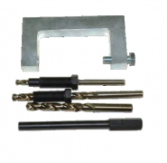 REPAIR TOOL FOR THE FOURLINK AXLE CLAMPING SCREW