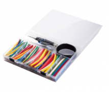 HEAT SHRINK TUBE AND ACCESSORY KIT
