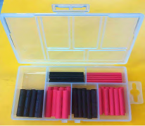 60 PCS HEAT SHRINK TUBE KIT(G5)