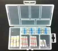 24PCS HEAT SHRINK TUBE KIT(GAST-B)