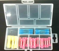 36 PCS HEAT SHRINK TUBE KIT(CRIMP)