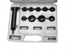 10 PCS CHANGEABLE PUNCH SET