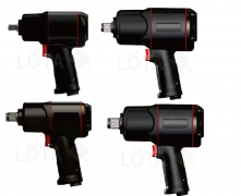 Extreme Composite Impact Wrench