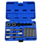 18PCS ALTERNATOR COMBUNATION SOCKET SET