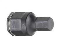 "1/4"" DRIVE, HEXAGON STUBBY IMPACT BIT SOCKET"