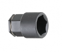 "1/4"" Drive, Hexagon Impact Bit Socket"