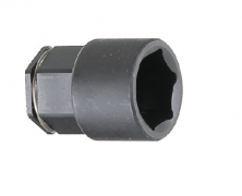 "3/8"" Drive, Hexagon Impact Socket"