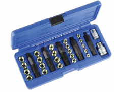 29PC SELF TAPPING THREADED INSERT SET