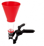 2-PC. UNIVERSAL OIL FUNNEL