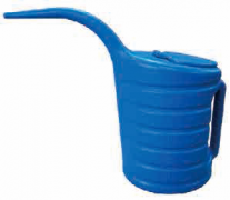 5L OIL POT WITH LID