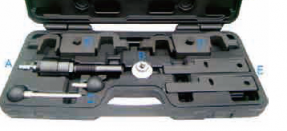 PORSCHE CAYENNE CAMSHAFT ALIGNMENT TOOL KIT
