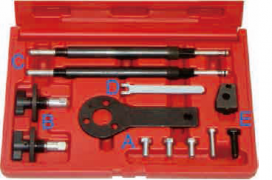 UNIVERSAL CAMSHAFT PULLEY HOLDING TOOL - NISSAN/TOYOTA AND OTHER OHC ENGINES