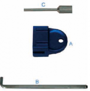 PETROL ENGINE SETTING/LOCKING TOOL SETVAUXHALL/ OPEL CHEVROLET, SAAB-1.4, 1.6, 1.8 16V ECOTEC ENGINES
