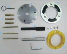 DIESEL ENGINE SETTING/LOCKING &INJECTION PUMP TOOL KIT2.0D, 2.2D, 2.4D DURATORQ -CHAIN DRIVE