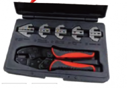 AUTOMOTIVE INTERCHANGEABLE CRIMPER KIT