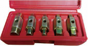 5PC DRAIN PLUG KEY SET