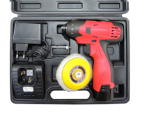 "POLISHER SET: 14.4V IMPACT 1/4"" HEX"