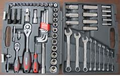 "159PC1/2""&3/8""&1/4"" SOCKET SET"