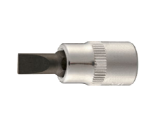SLOTTED BIT SOCKET
