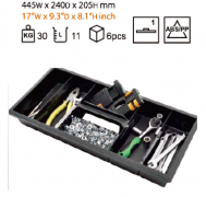 PLASTIC TOOLS BOX